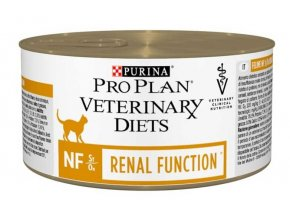 Purina VD Feline - NF Renal Failure 195 g konzerva