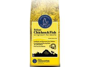 Annamaet Feline Chicken Fish 9,07 kg