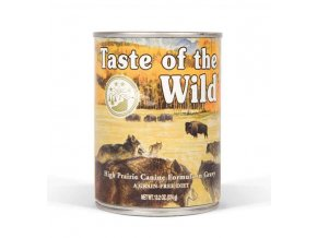 Taste of the Wild High Prairie Canine 375 g