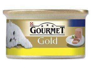 GOURMET Gold konzerva kuřecí 85g paštika