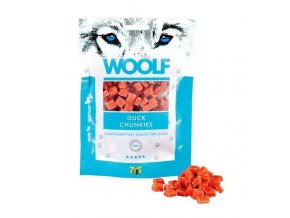 Woolf Duch chunkies 100g