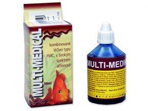 Multimedikal HU-BEN kombinované léčivo 50 ml