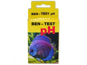 Ben test HU-BEN pro pH 4,7 - 7,4 - kyselost vody 20 ml