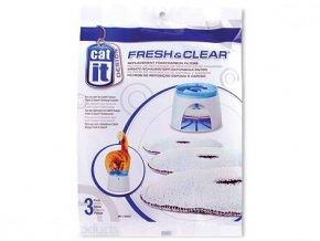 Filtr do menší fontány CAT IT Fresh & Clear 3ks
