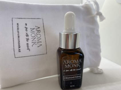 aroma monk esence Citronová tráva - náhradní balení