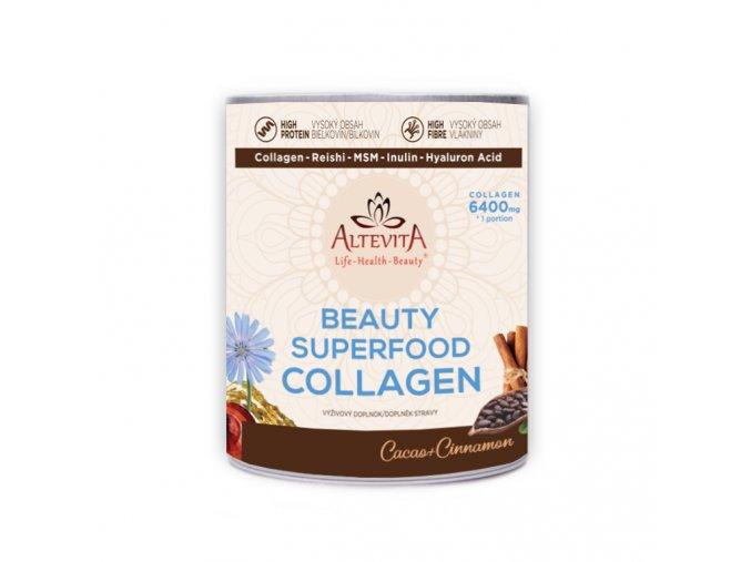 altevita beauty superfood collagen choco