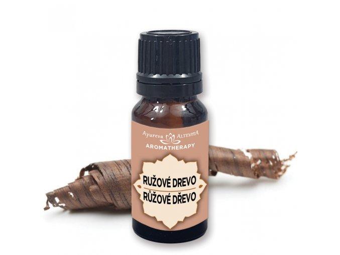 431 altevita 100 esencialny olej ruzove drevo olej lasky na druhy pokus 10ml