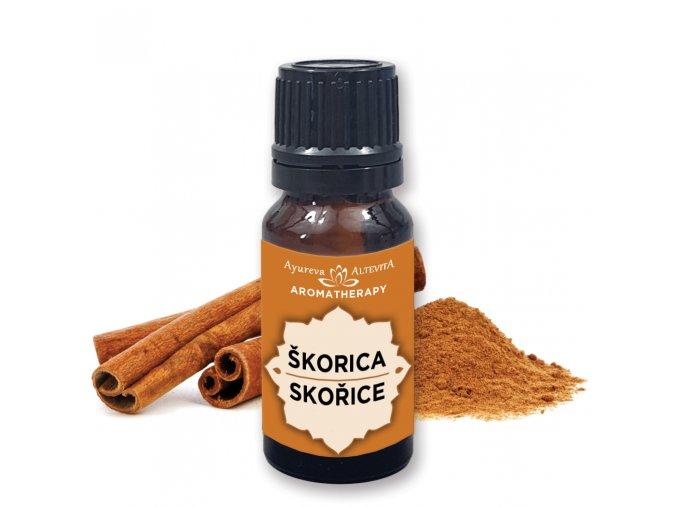 341 altevita 100 esencialny olej skorica 10ml olej sexualnej harmonie