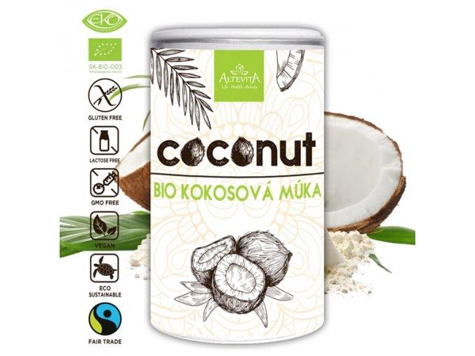 695 altevita bio kokosova muka 500g