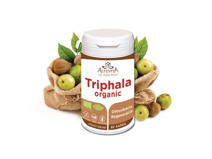 2102 altevita bio organic triphala 60ks