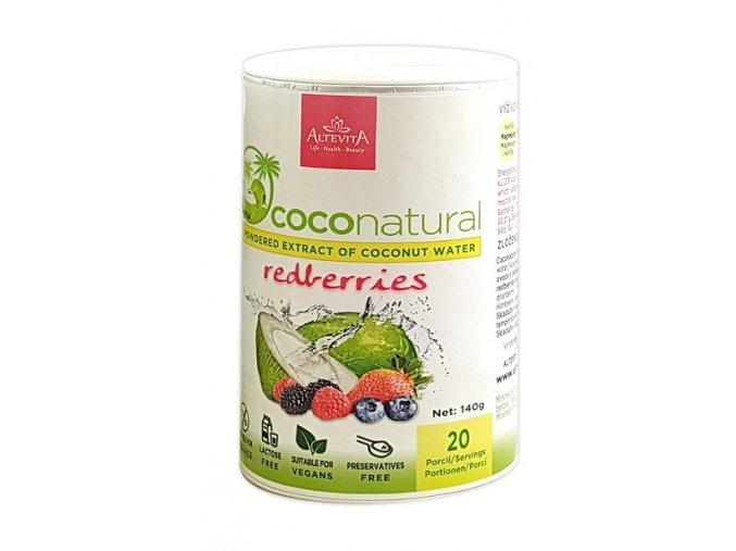 2042 altevita coconatural redberries mix 140g