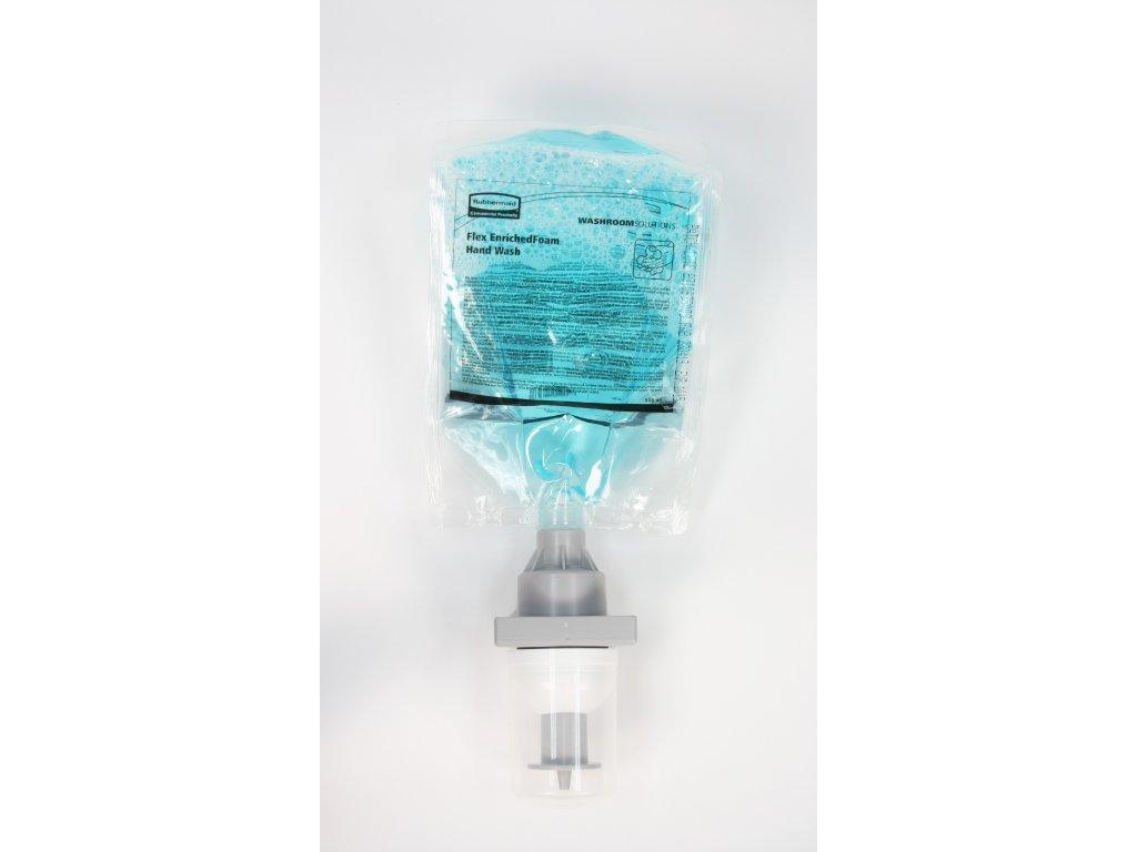 3486605 flex enriched foam hand wash 500ml xl