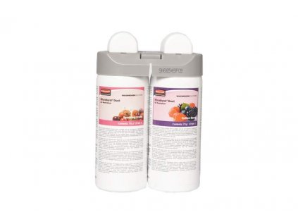 Náplň Sparkling Fruits/Cotton Berry 2x121 ml