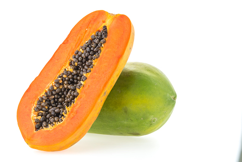papaya-fruit-isolated