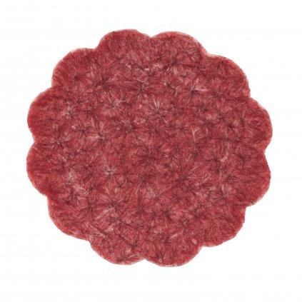 Přírodní vonný vosk do aromalampy palmový - AROMKA - Květinka, 25g - Ostružina