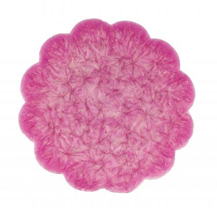 Přírodní vonný vosk do aromalampy palmový - AROMKA - Květinka, 25g - Divoká Brusinka