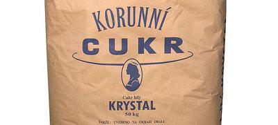 Prodej cukr krystal - pytle 50 kg