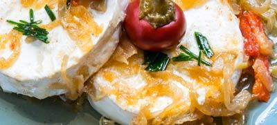 Recept na nakládaný hermelín