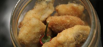 Pečenáče z ryb - recept