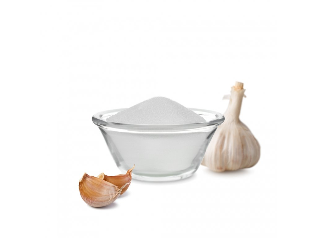 Práškové aroma česnekové