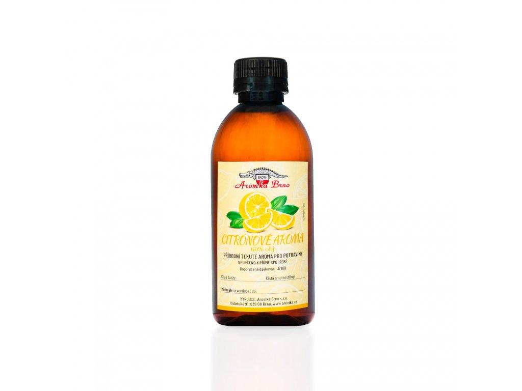 Citronové aroma 60% 260ml