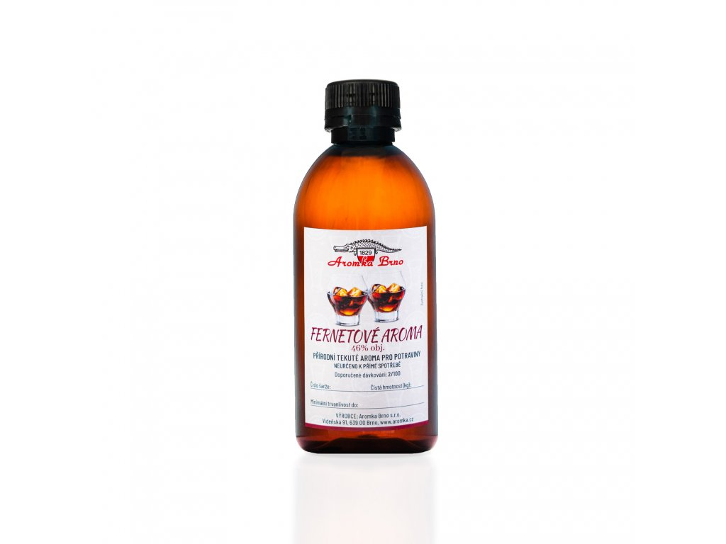 Fernetové aroma 46% 260ml