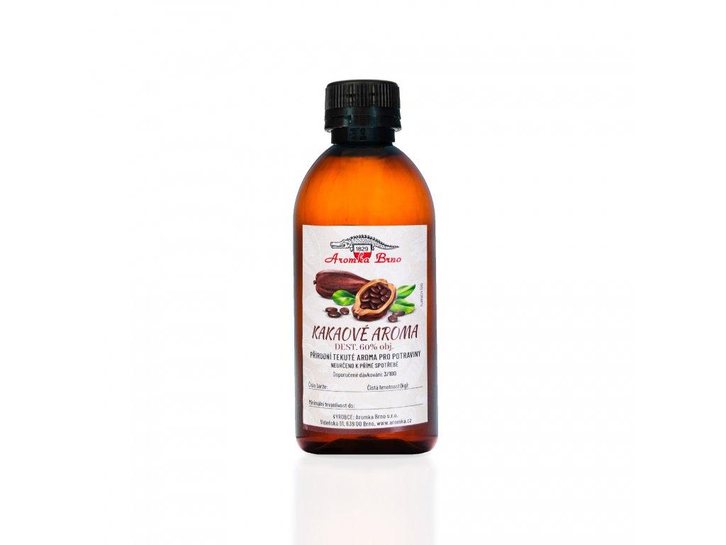 Kakaové aroma 60% 260ml