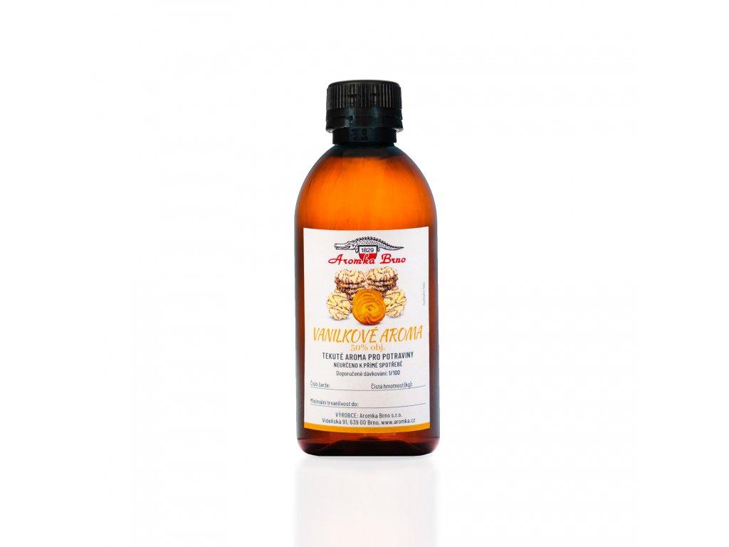 Vanilkové aroma 50% 260ml