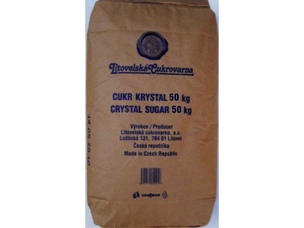 Cukr krystal rafinovaný hrubý