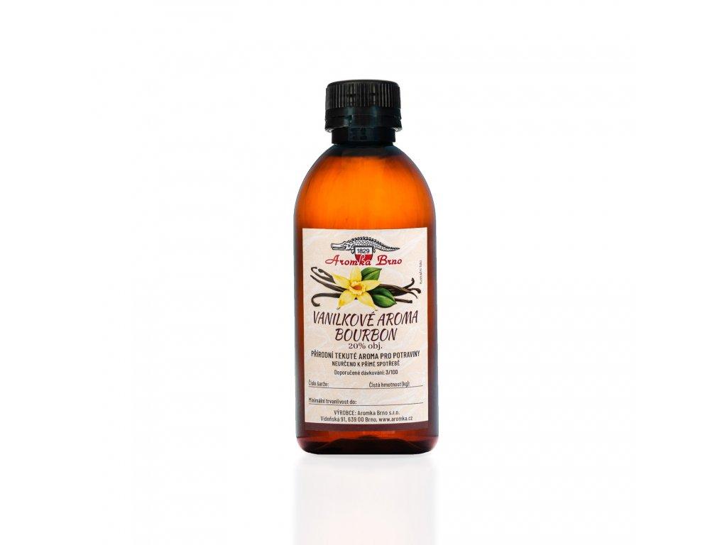 vanilkove aroma bourbon 260ml