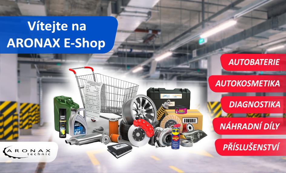 Aronax E-Shop