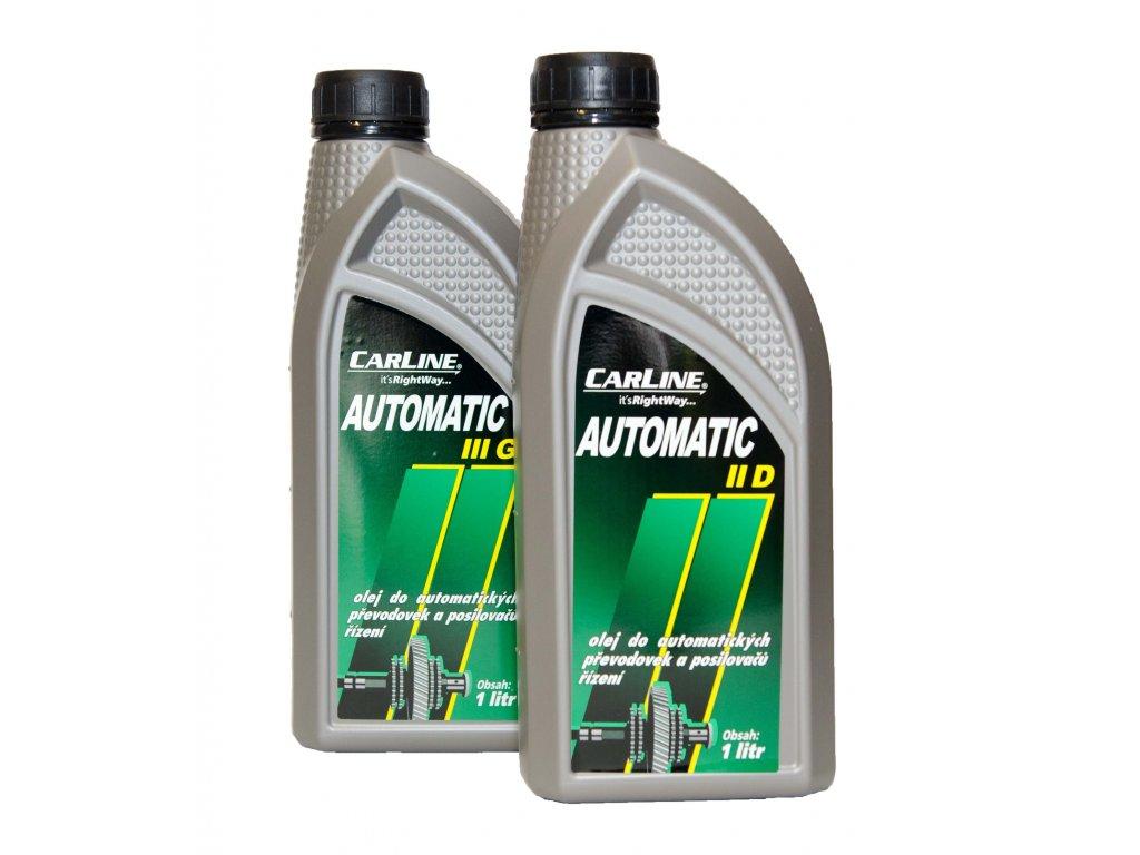 Olej do servořízení AUTOMATIC III G