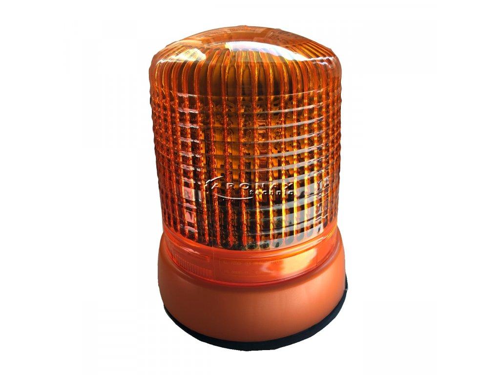 maják KL7000F 24V Pevný oranžový