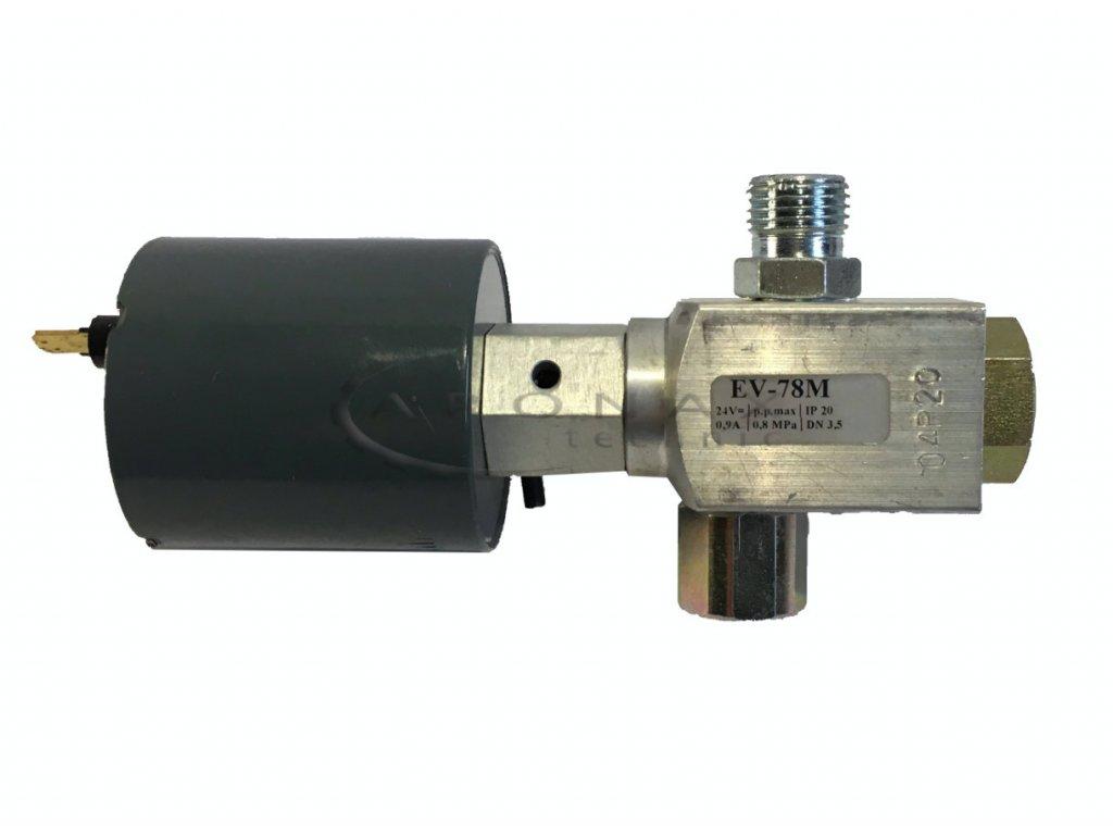 Ventil EV  78  24 V