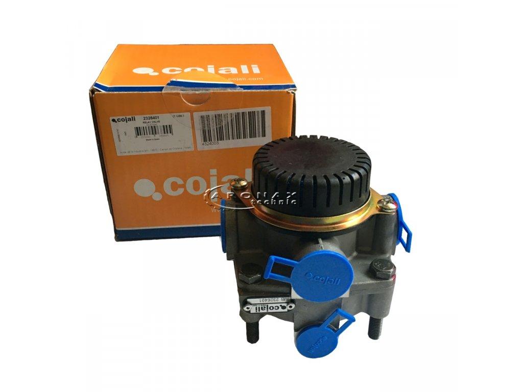 Vzduchový relé ventil A