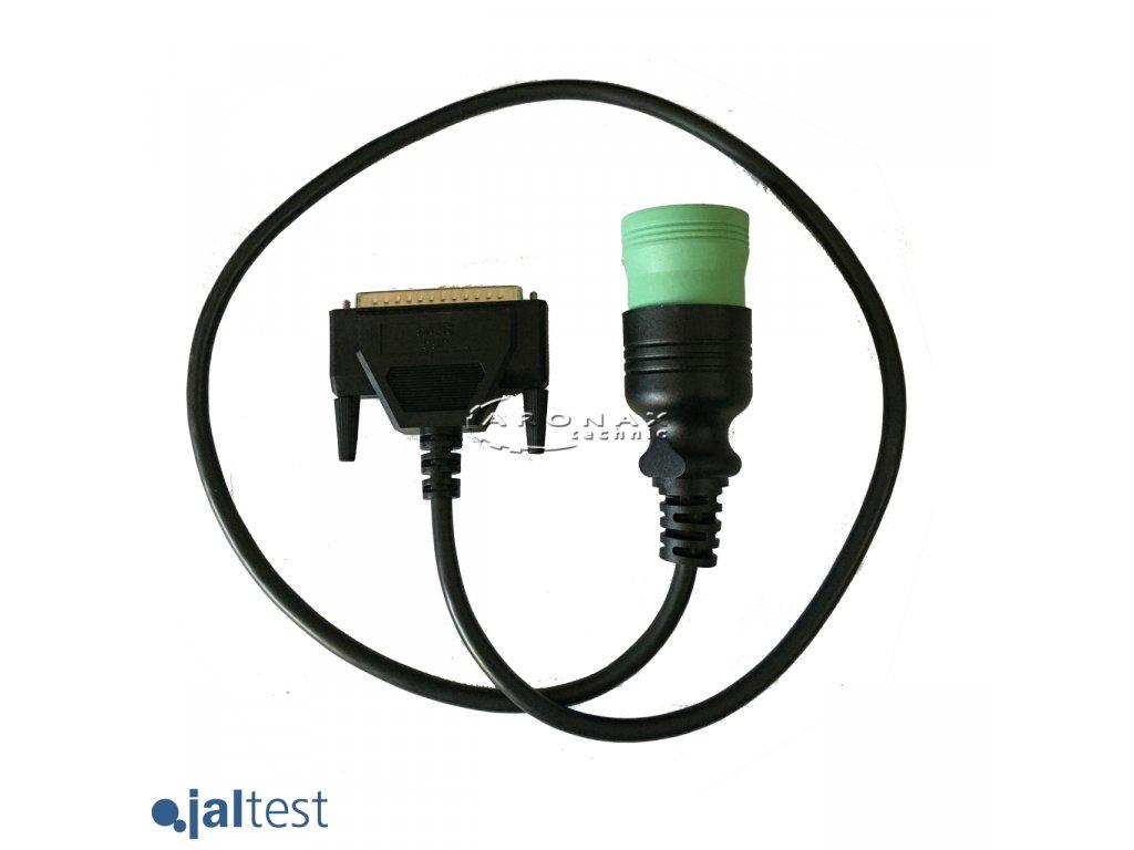 Kabel JalTest Deutsch OBD 9-pin