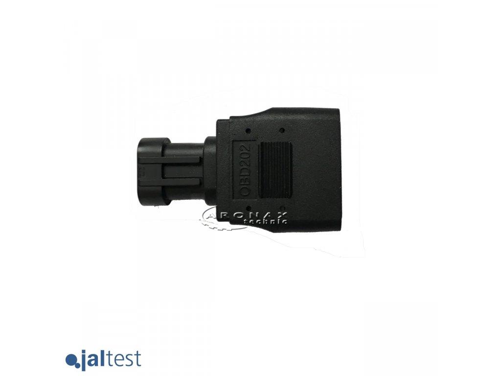Adaptér JalTest Iveco euro 2
