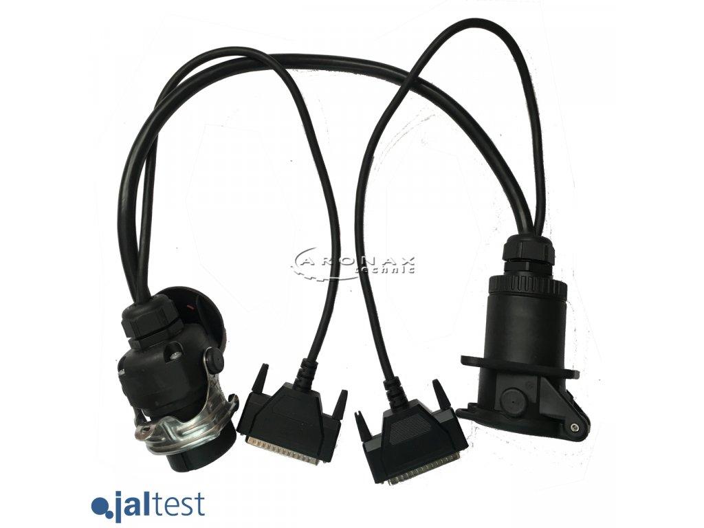 Kabel JalTest TEBS ISO7638