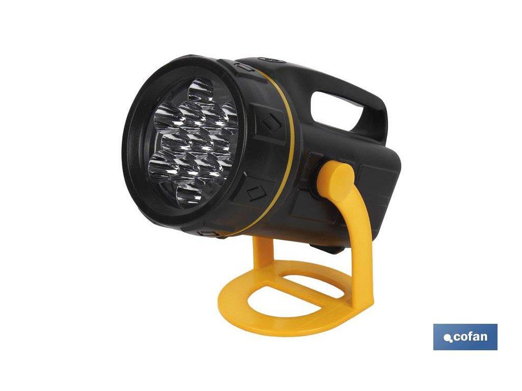 LED Camping lampsa 6V Cofan 1