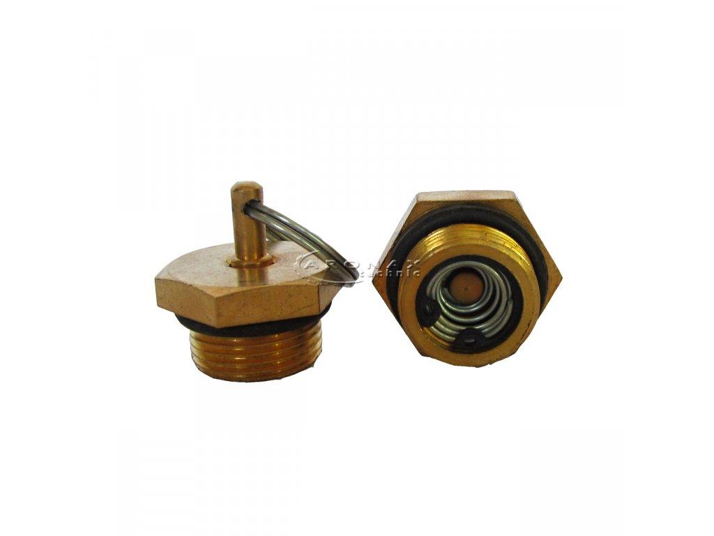 18 ventil odvodňovací