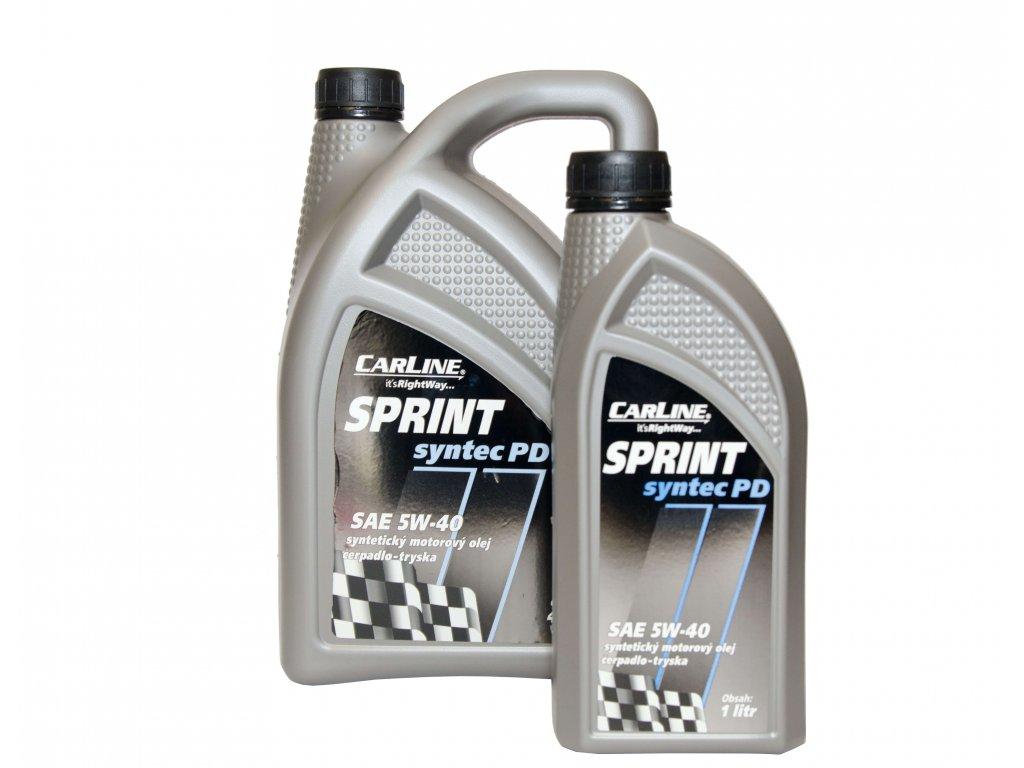 Olej motorový  5W-40 SPRINT SYNTEC PD
