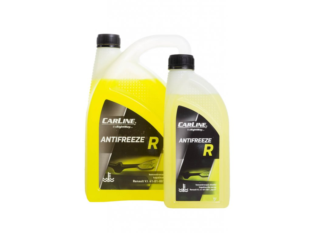 carline antifreeze r foto