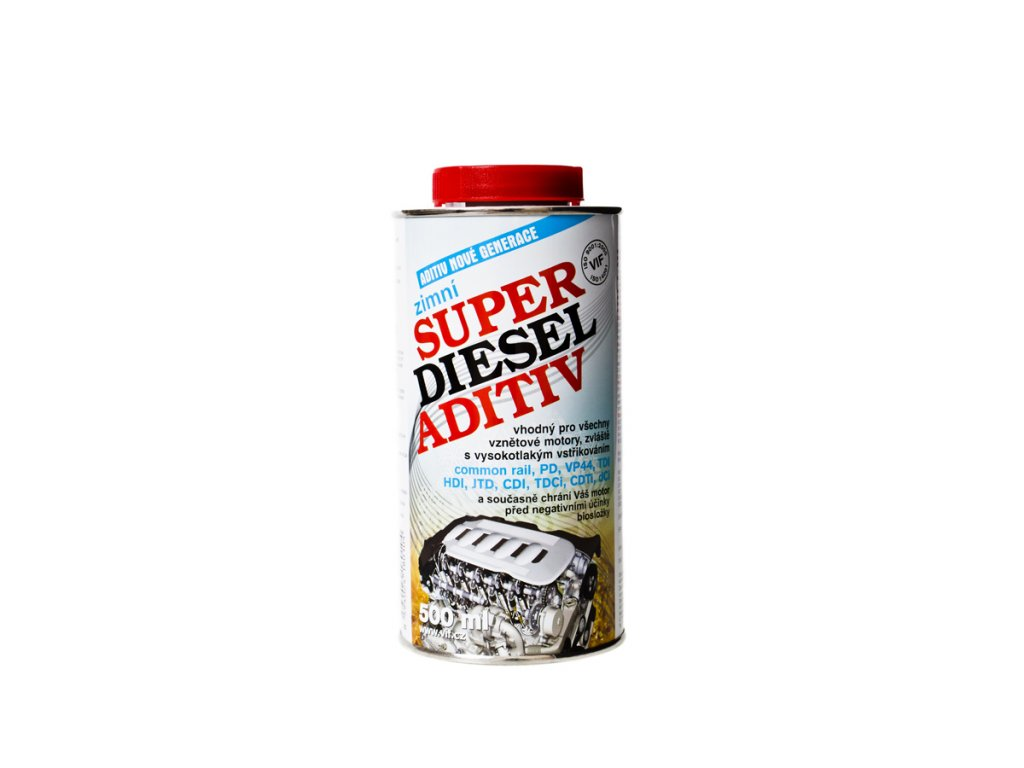 vif super diesel aditiv zimni foto