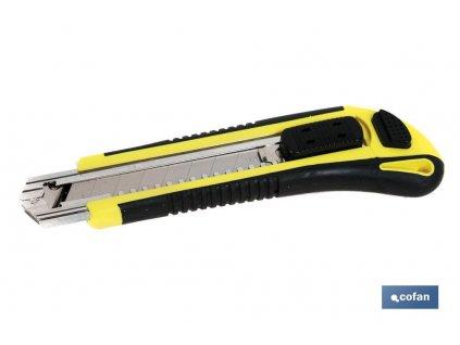 cutter con cuchillas intercambiables