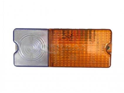 Kryt obrysové svítilny ZETOR, levý/pravý větší typ