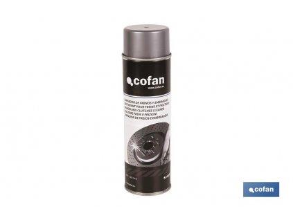 Čistící sprej 500ml Cofan