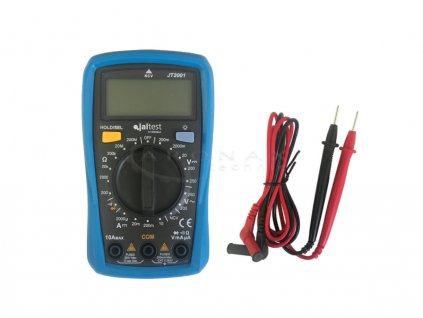JalTest pocket size multimeter v3 1