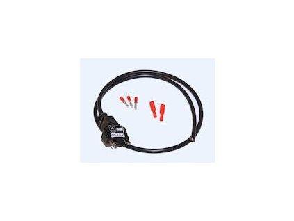 kabel 0 85m s koncovkou 1021