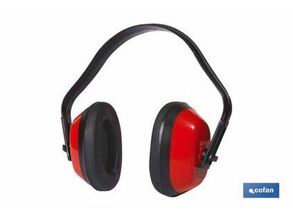 Chrániče sluchu SNR 27 A