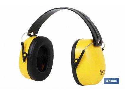 Chrániče sluchu SNR 30 A